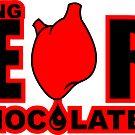 Bleeding Heart Chocolate by TheAtomicSoul