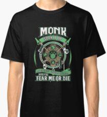 Monk Soak It Up - Wow Classic T-Shirt