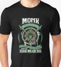 Monk Soak It Up - Wow T-Shirt