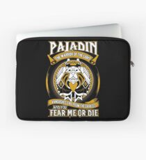 Paladin The Warrior Of The Light - Wow Laptop Sleeve