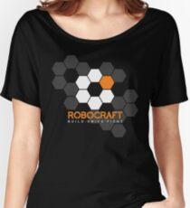ROBOCRAFT HEX Women's Relaxed Fit T-Shirt