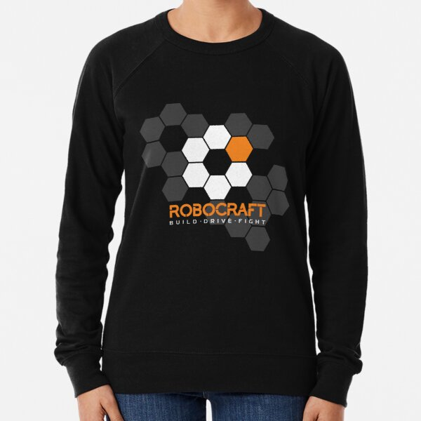 ROBOCRAFT HEX Lightweight Sweatshirt