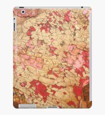 Rusty in Red iPad Case/Skin
