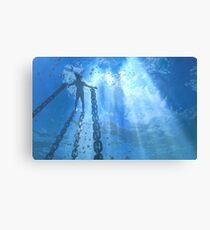 Drowned World Canvas Print