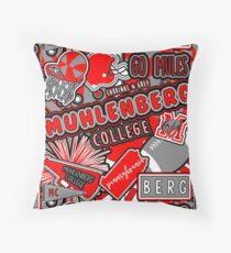 Muhlenberg College Throw Pillow