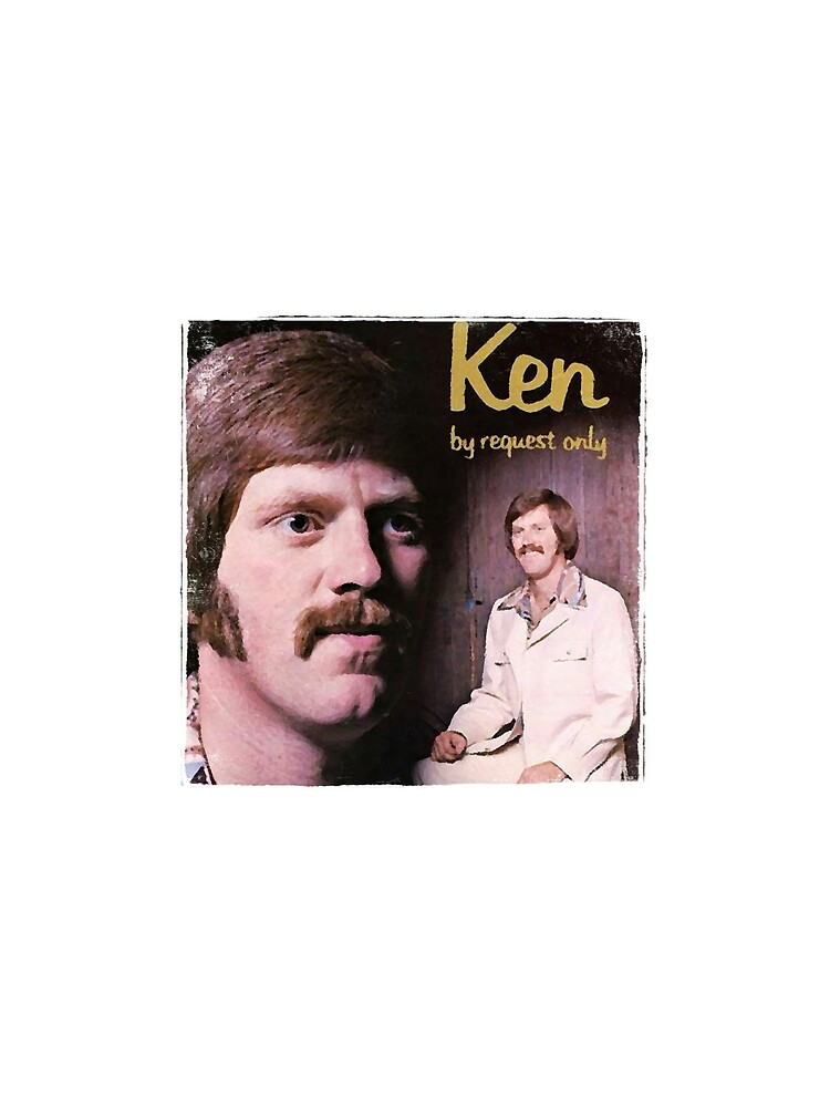 Vinyl Record Cover - Ken by RecordCovers
