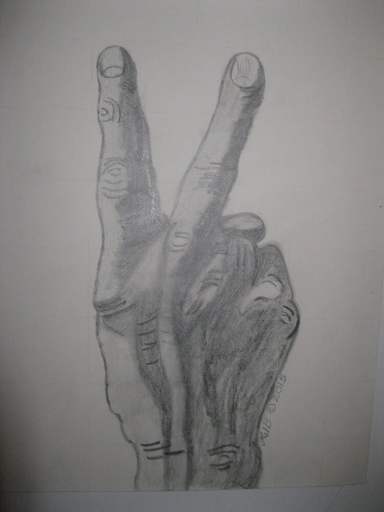 Peace by mjbarnett