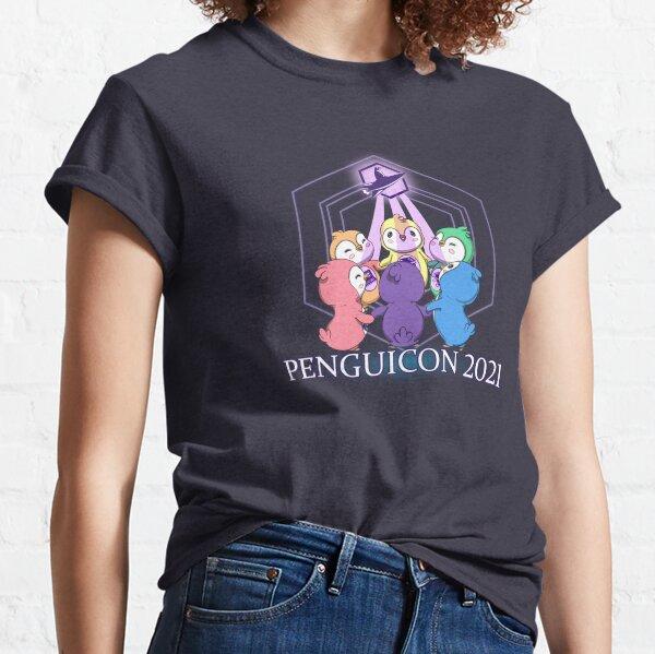 Penguicon 2021 Care Penguins Classic T-Shirt