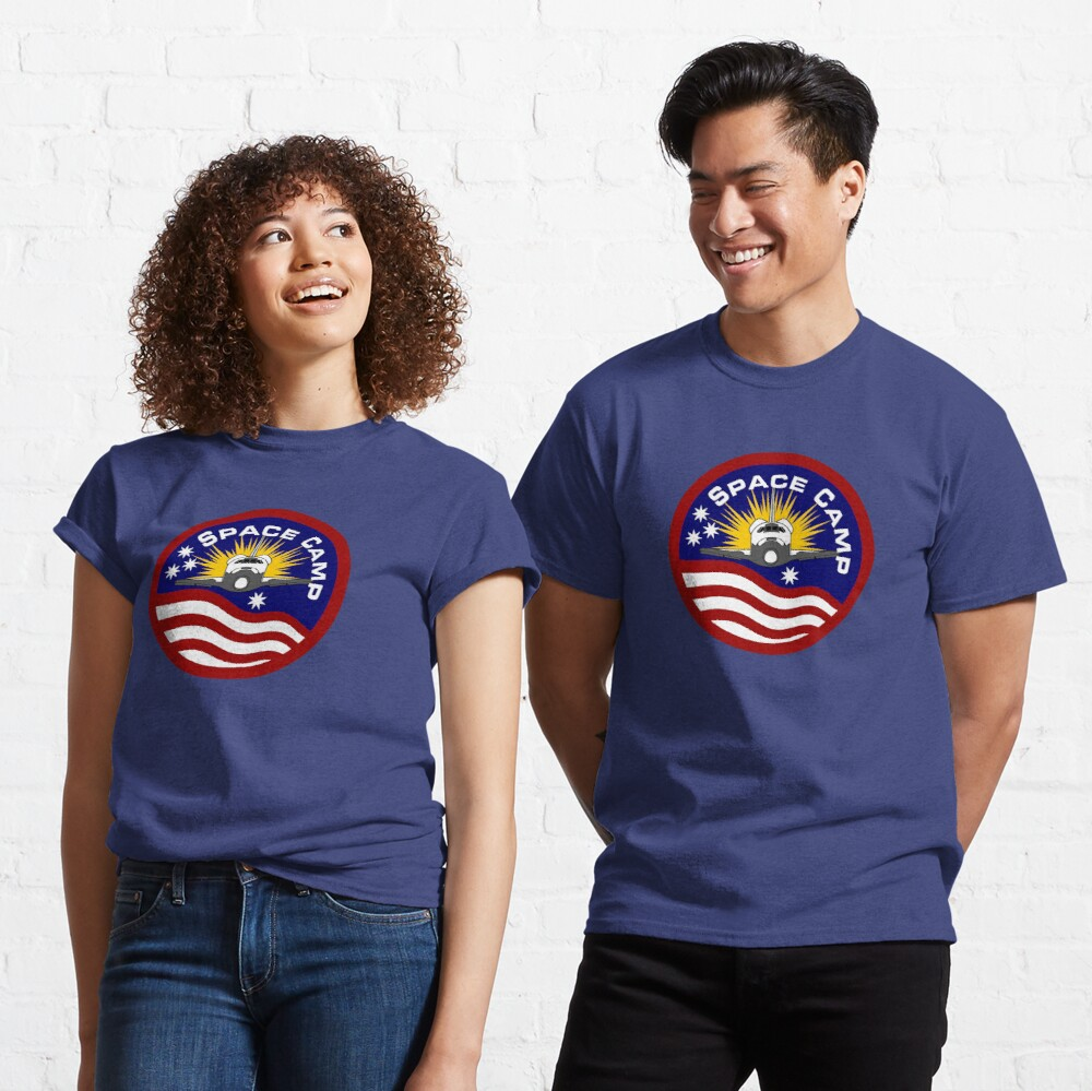 Space Camp - Inspired by Space Camp Classic T-Shirt