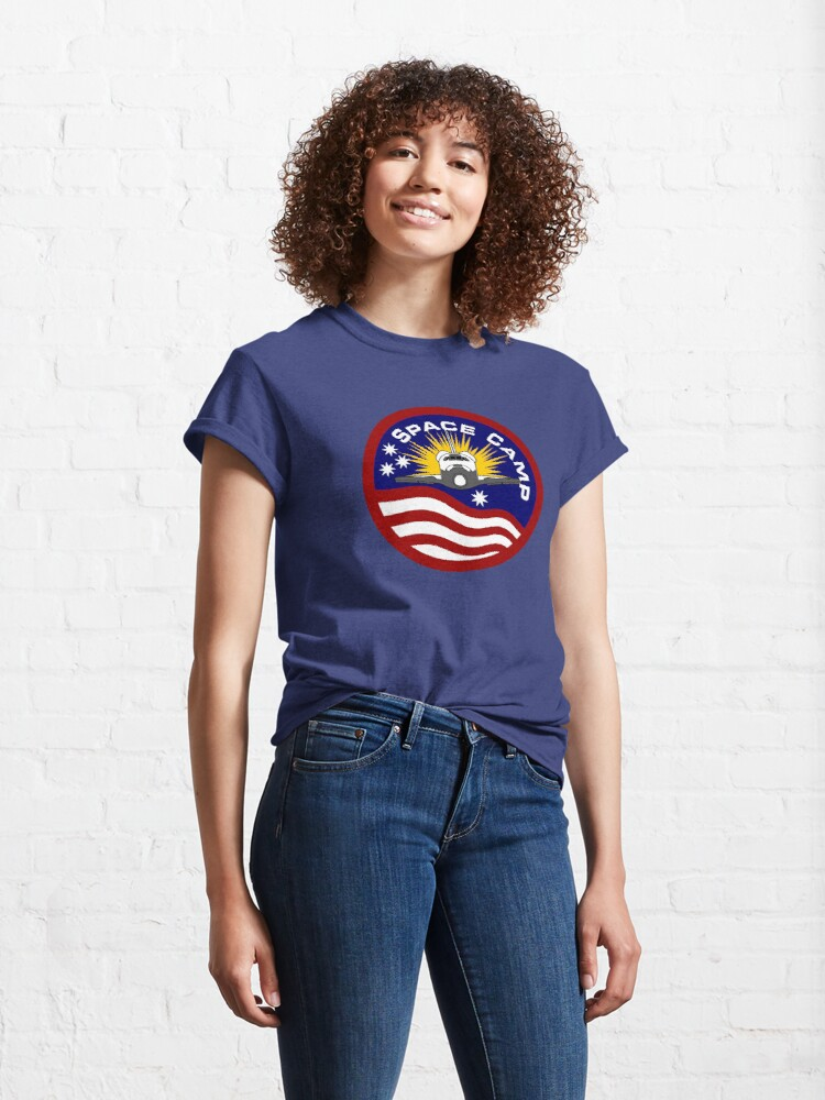Alternate view of Space Camp - Inspired by Space Camp Classic T-Shirt