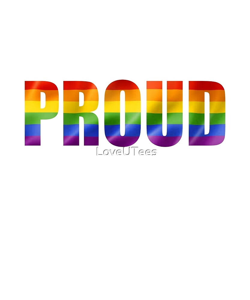 Gay pride LGBT shirts WICKED PROUD BOSTON STRONG Gifts and unique pride swag by LoveUTees