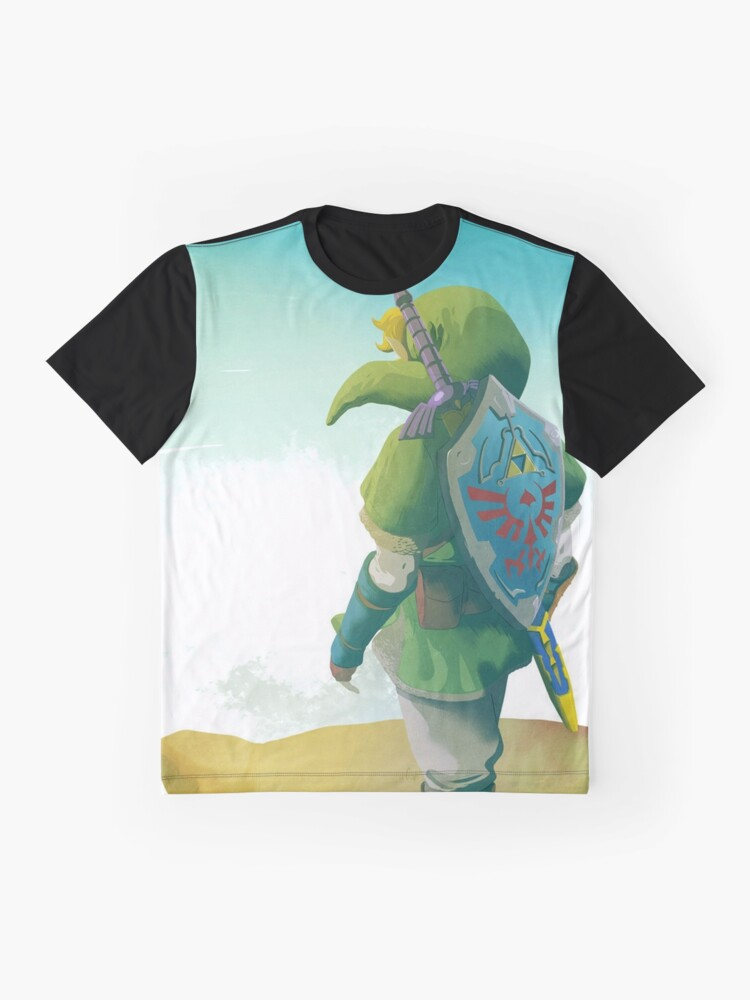 Alternative Ansicht von Skyward Schwert! Grafik T-Shirt