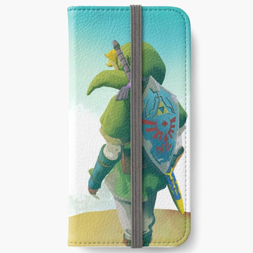 Skyward Schwert! iPhone Flip-Case
