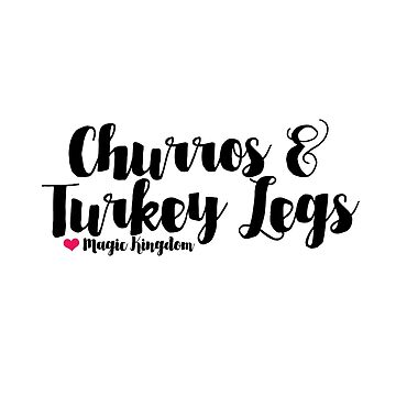 Churros and Turkey Legs by ozmarei