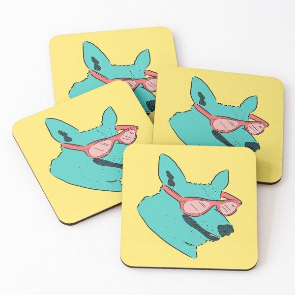 Barkeley Coasters (Set of 4)