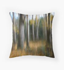 Fall at your feet Throw Pillow