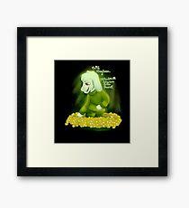 Asriel Dreemurr Framed Print