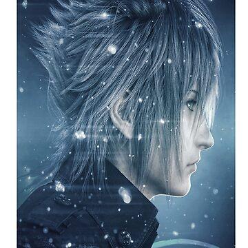 Noctis | Final Fantasy XV by adamtwd88