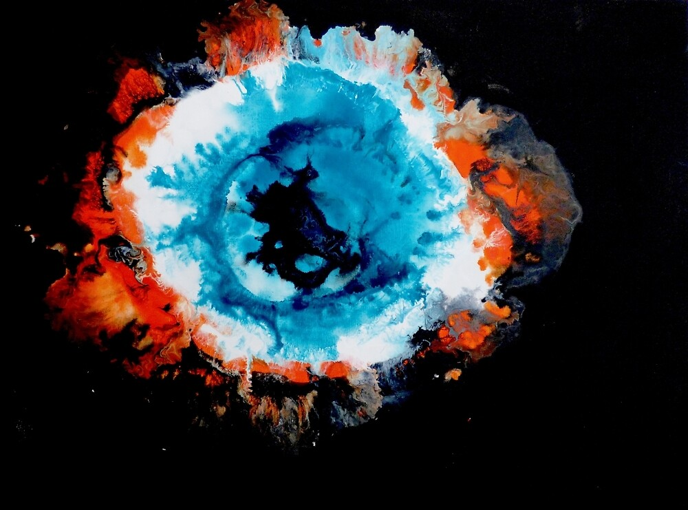 The Chaos Series by abbicoryart