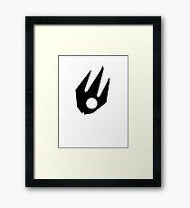 Zygon Framed Print