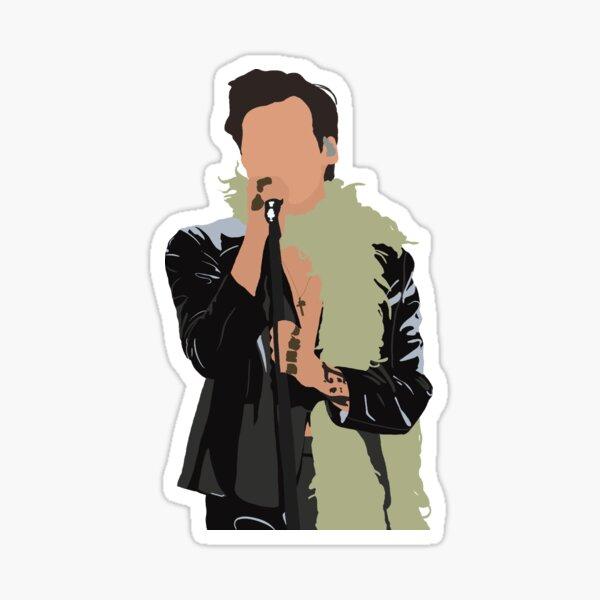 Harry Styles Grammys Sticker