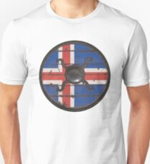 Icelandic Viking Shield T-Shirt