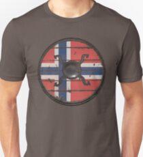 Norwegian Viking Shield T-Shirt