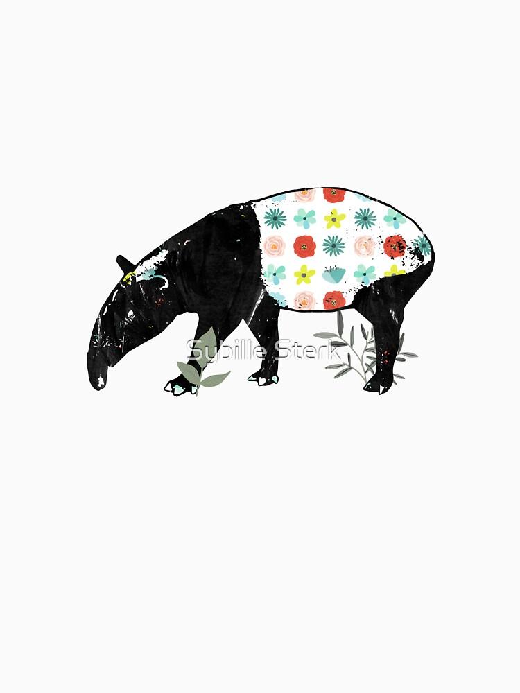 Tapir by MagpieMagic