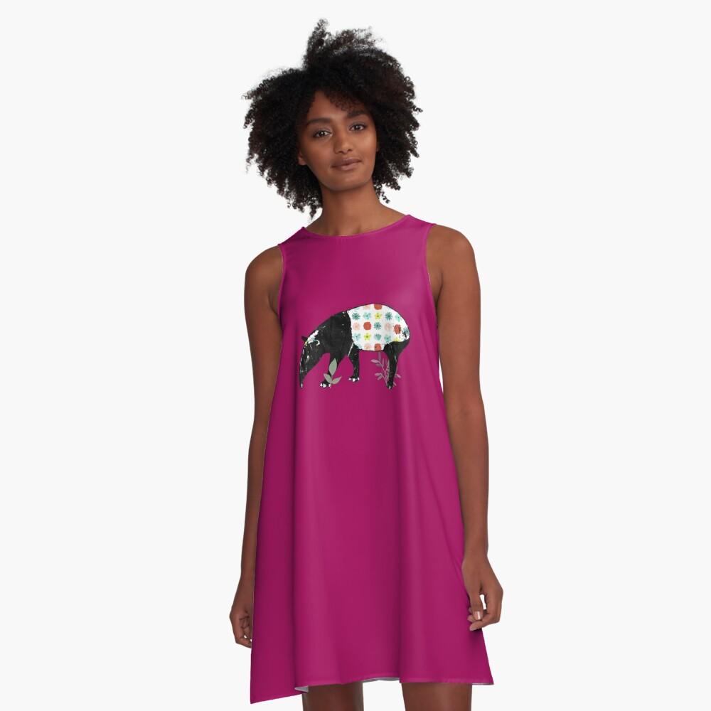 Tapir A-Line Dress
