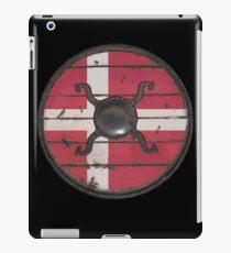 Danish Viking Shield iPad Case/Skin