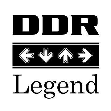 DDR Legend by MaverickSalomon