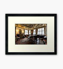 Astley Hall-Room1A Framed Print