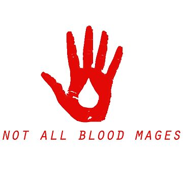 not all blood mages! by babejpg