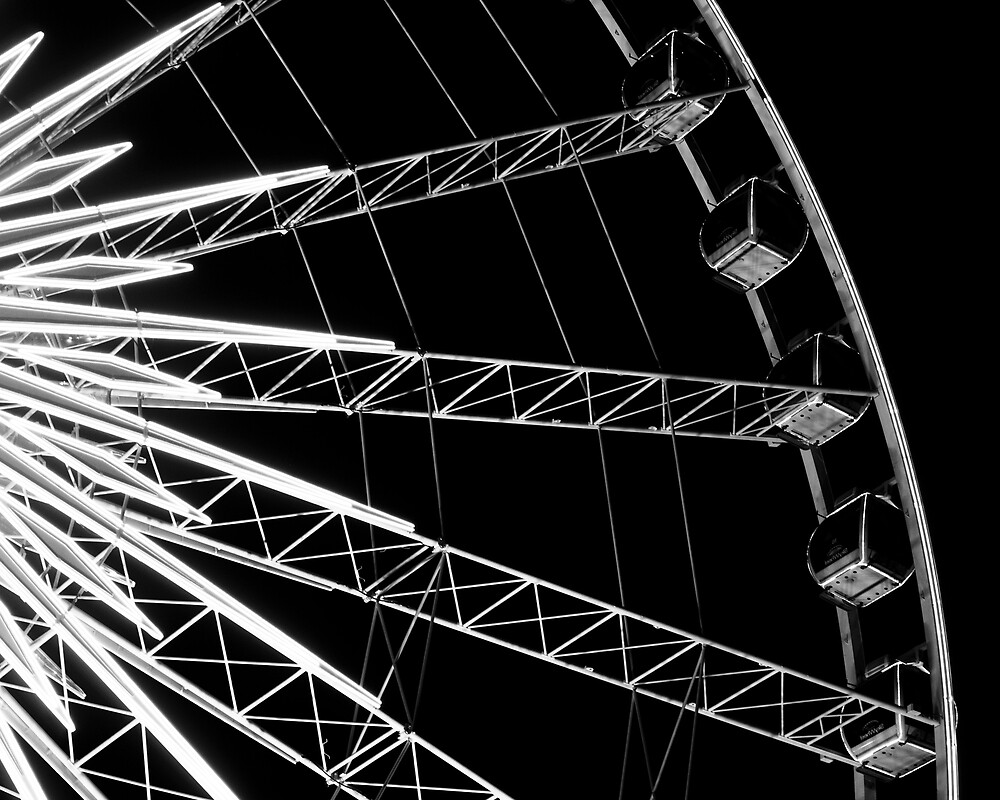 Ferris wheel by carlrittenhouse