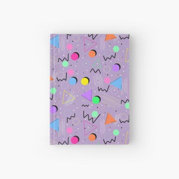 80's Vibe Hardcover Journal