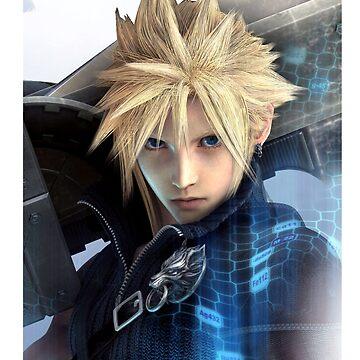 Cloud | Final Fantasy VII by adamtwd88