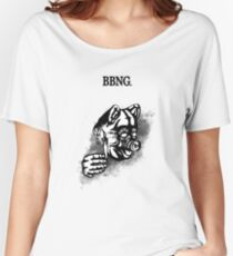 BadBadNotGood BBNG Women's Relaxed Fit T-Shirt