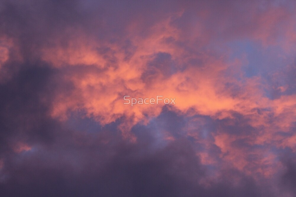 Cotton Sky by SpaceFox