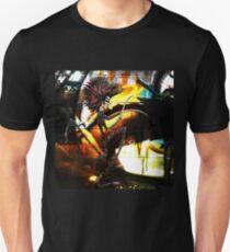 Romantus Distressed Collection: Scotch Unisex T-Shirt