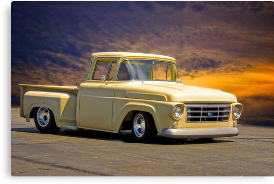 Ford 'Prime Time' Pickup  by DaveKoontz