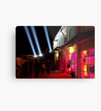 Red Light District - Dark Mofo 2014 Metal Print