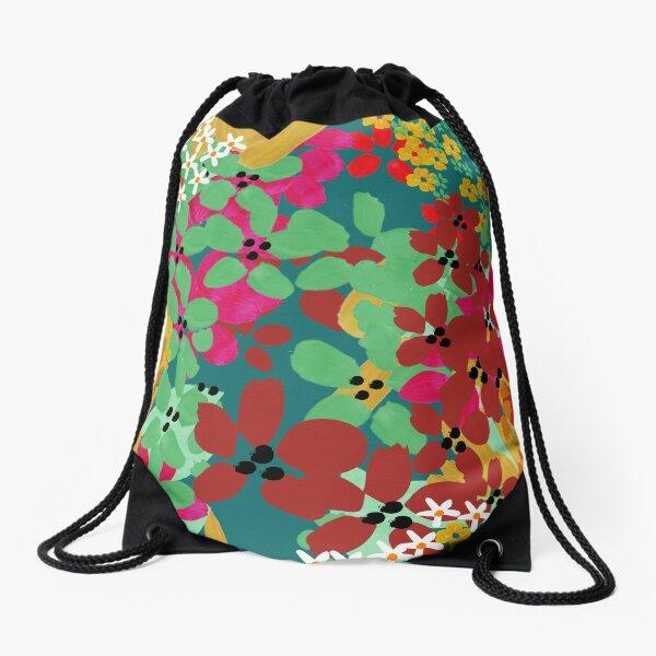 Mexico Drawstring Bag