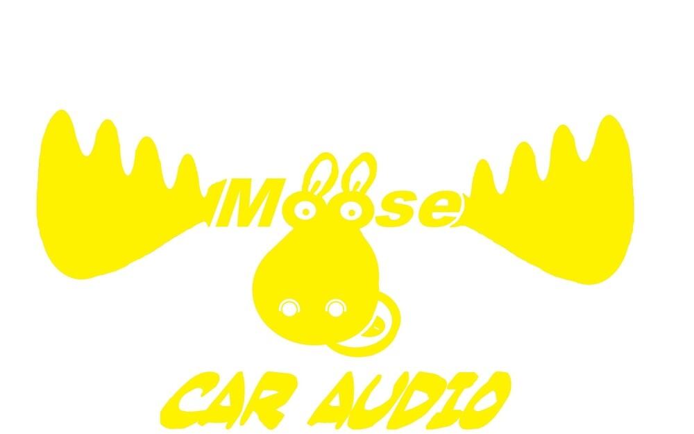 Moose Car Audio official logo by MooseCarAudio