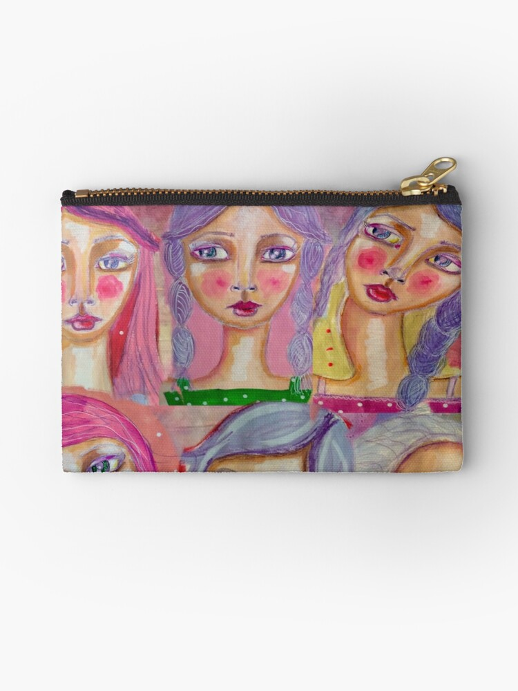 Girls In pink by Saraiaguiar