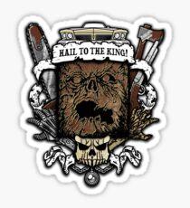 Evil Crest Sticker