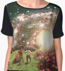 The VIEW ... Women's Chiffon Top