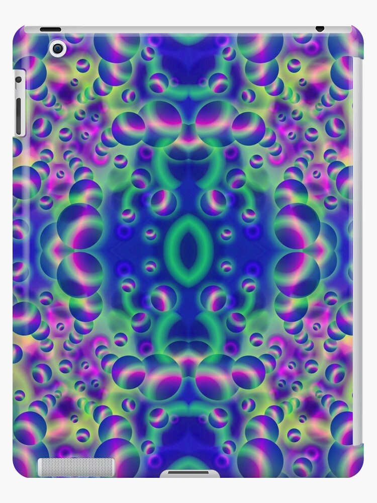Psychedelic Visions by MEDUSA GraphicART