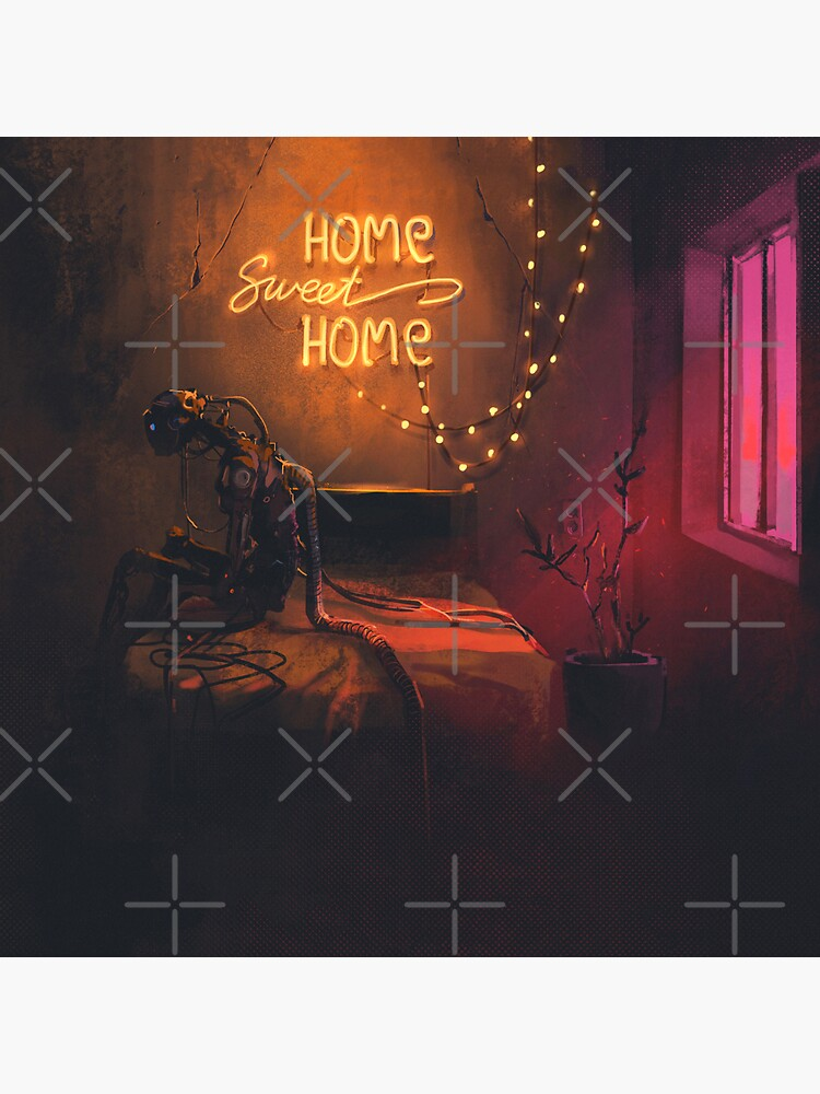 Stay Home by NinjaJo