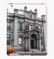 History remains alive iPad Case/Skin