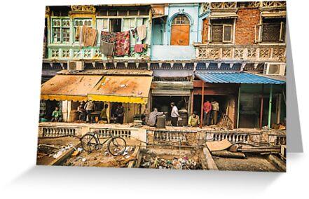 Indian Kaleidoscope - Delhi, India by JamesKaoFoto